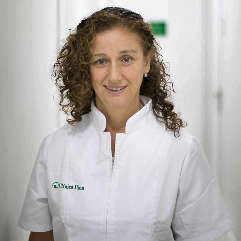 Marina Fernández. Matrona en Clínica Ilion
