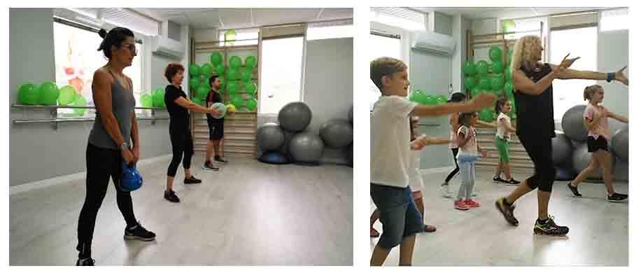 Funcional Fit y Dance Kids Ilion Experience