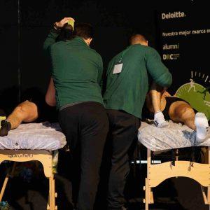 MOVISTAR MEDIAO MARATON MADRID FISIOTERAPIA VILLAVICIOSA DE ODON