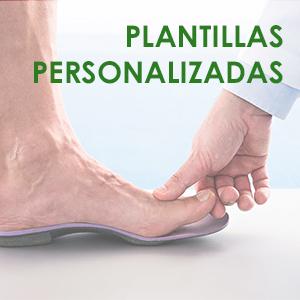 PLANTILLAS PERSONALIZADAS Y ESTUDIO DE LA PISADA EN VILLAVIVIOSA DE ODON