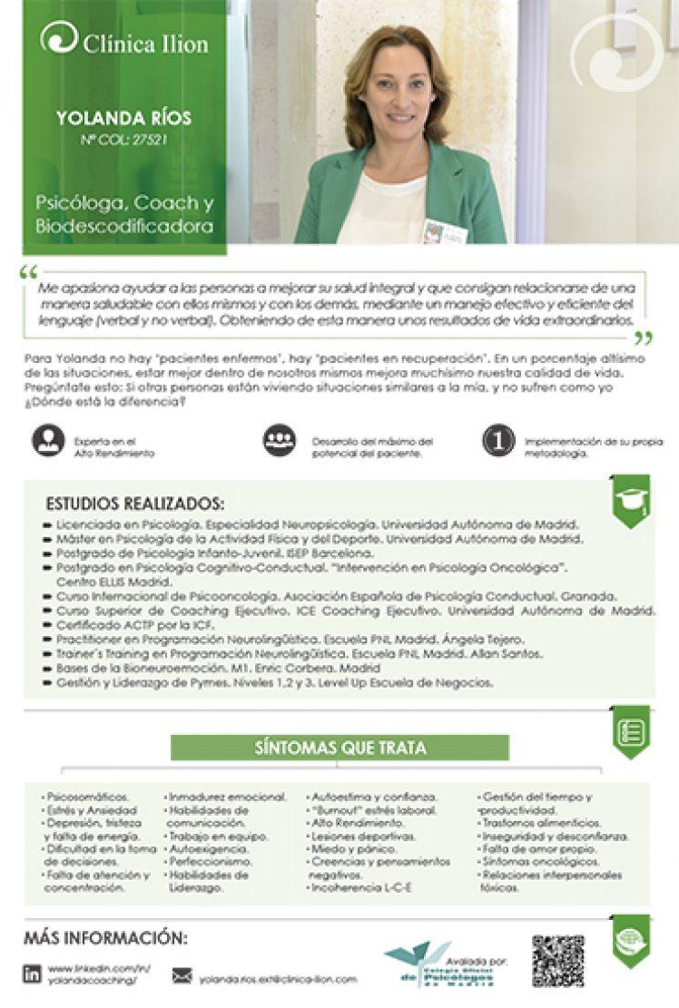 YOLANDA_PSICOLOGA EN CLINICA ILION_PSICOLOGÍA Y COACHING EN VILLAVICIOSA DE ODON