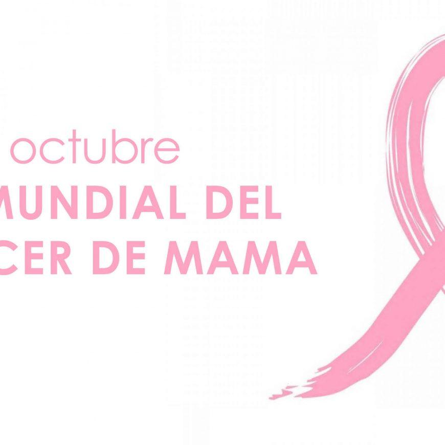 CANCER DE MAMA - 19 DE OCTUBRE - LUCHA CONTRA EL CANCER - MOSTOLES - VILLAVICIOSA - ALCORCON - ONCOLOGIA