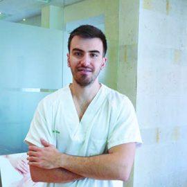 SERGIO MONAGAS fisioterapia fisioterapeuta villaviciosa de odon clinica ilion